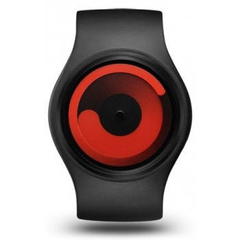 ZIIIRO Gravity Black Red