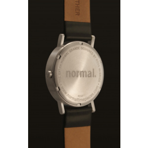 Hodinky NORMAL TIMEPIECES EXTRA NORMAL GRANDE EN22-L20BL