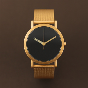 Hodinky NORMAL TIMEPIECES EXTRA NORMAL GRANDE EN24-M20GO