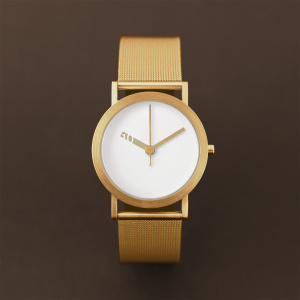 Hodinky NORMAL TIMEPIECES EXTRA NORMAL EN07-M18GO