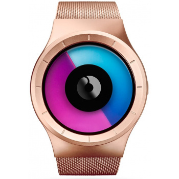 ZIIIRO Celeste Rose Gold