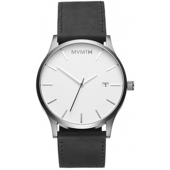 MVMT CLASSIC SERIES - 45 MM WHITE BLACK