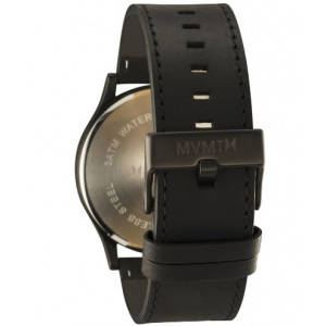 Hodinky MVMT CLASSIC SERIES - 45 MM BLACK LEATHER L213.5L.551