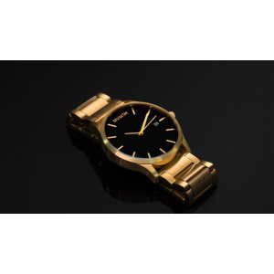Hodinky MVMT CLASSIC SERIES - 45 MM BLACK GOLD