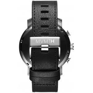 Hodinky MVMT CHRONO SERIES - 45 MM BLACK SILVER