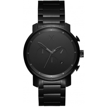 MVMT CHRONO SERIES - 45 MM BLACK LINK