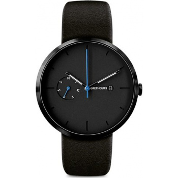 GREYHOURS Essential Black