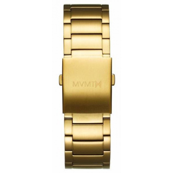 MVMT MENS CLASSIC SERIES 24MM STEEL BAND GOLD