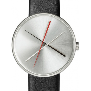 PROJECT WATCHES Crossover STEEL / Black Leather