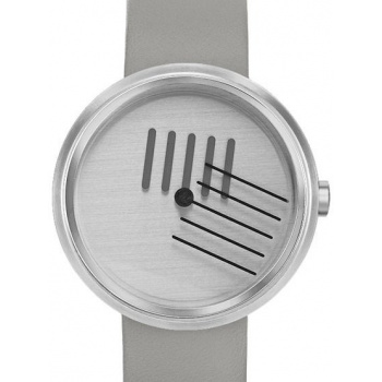 PROJECT WATCHES On the Right Track / Brushed Stainless Steel
