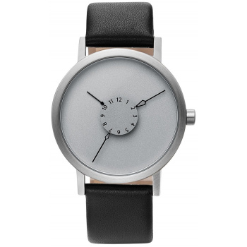 PROJECT WATCHES Nadir Watch / Steel / Leather
