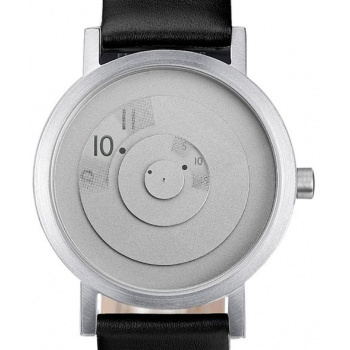 PROJECT WATCHES Steel Reveal Watch / Leather