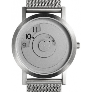 PROJECT WATCHES Steel Reveal Watch / Metal Mesh