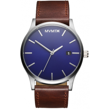 MVMT CLASSIC SERIES - 45 MM BLUE BROWN