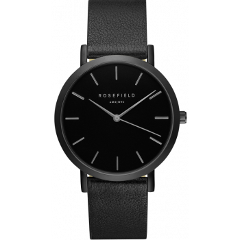ROSEFIELD THE GRAMERCY BLACK / BLACK 38 MM