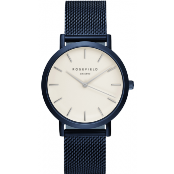 ROSEFIELD THE MERCER NEW BLUE 38 MM