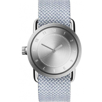 TID Watches No.1 36 Steel / Mineral Twain Wristband