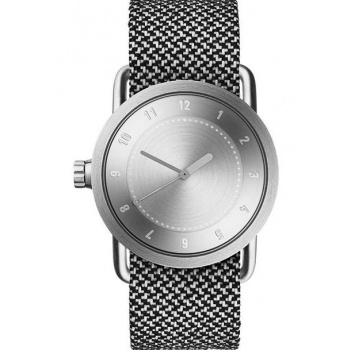 TID Watches No.1 36 Steel / Granite Twain Wristband