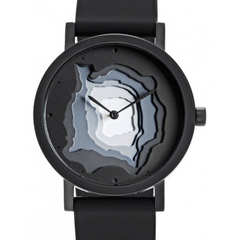 PROJECT WATCHES Terra Time BLACK