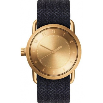 TID Watches No.1 36 Gold / Lake Twain Wristband