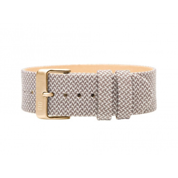 TID Watches Mill/Gold Twain Wristband