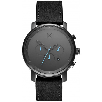 MVMT CHRONO SERIES - 45 MM GUNMETAL BLACK MC01-GUBL