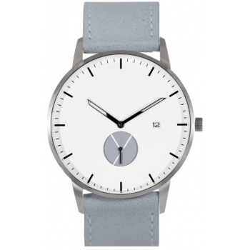 WHY WATCHES Signature Model 1 - Silver/Grey
