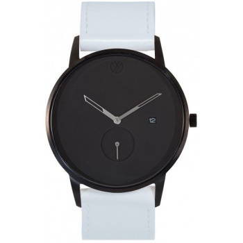 WHY WATCHES Modernist Model 2 - Black / White