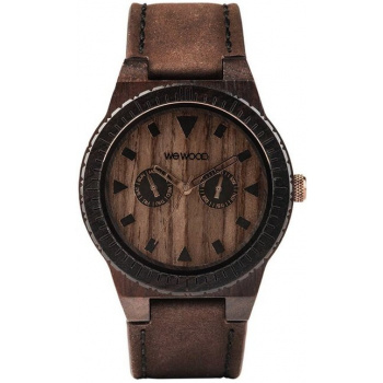 WEWOOD LEO LEATHER CHOCOLATE