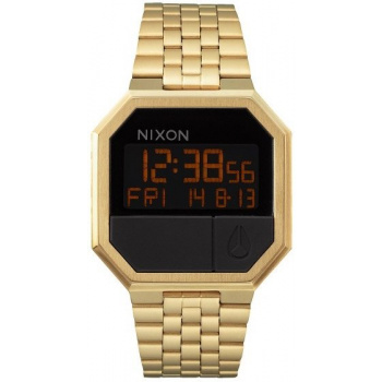 NIXON RE-RUN ALL GOLD