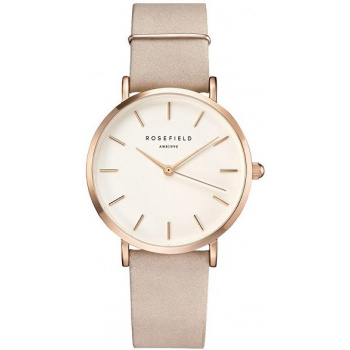 ROSEFIELD THE WEST VILLAGE SOFT PINK - ROSE GOLD / 33MM