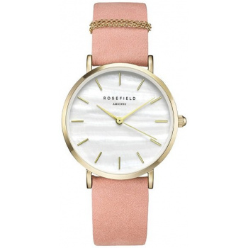 ROSEFIELD THE WEST VILLAGE PINK - GOLD / 33MM