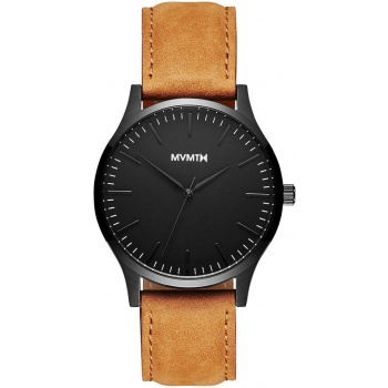 MVMT 40 SERIES - 40 MM BLACK TAN