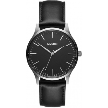MVMT 40 SERIES - 40 MM BLACK SILVER