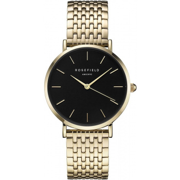 ROSEFIELD THE UPPER EAST SIDE GOLD / BLACK 33 MM