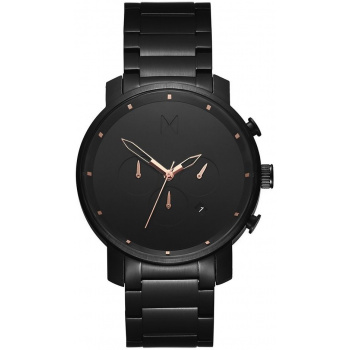 MVMT CHRONO SERIES - 45 MM BLACK ROSE