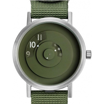 PROJECT WATCHES GREEN Reveal