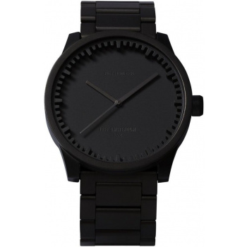 LEFF Tube watch S38 black