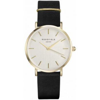 ROSEFIELD THE WEST VILLAGE BLACK GOLD / 33 MM