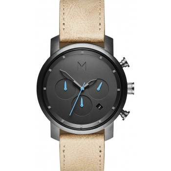 MVMT CHRONO SERIES - 40 MM GUNMETAL SANDSTONE