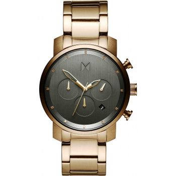 MVMT CHRONO SERIES - 40 MM SAGE BRONZE LINK
