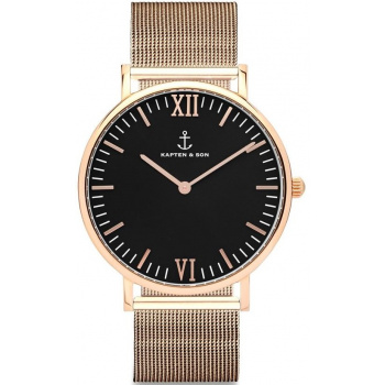 KAPTEN and SON BLACK MESH