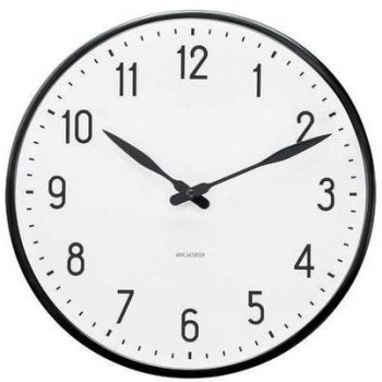 ARNE JACOBSEN AJ STATION WALL CLOCK 210