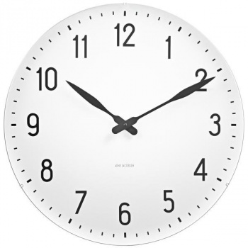 ARNE JACOBSEN AJ STATION WALL CLOCK 480