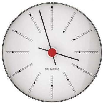 ARNE JACOBSEN BANKERS WALL CLOCK 120