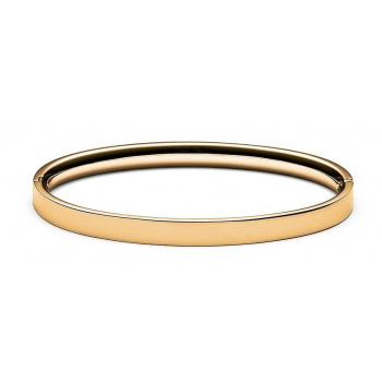 MVMT ELLIPSE BANGLE GOLD