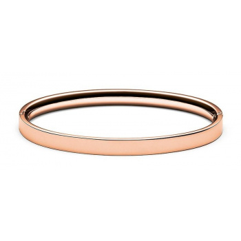 MVMT ELLIPSE BANGLE ROSE GOLD