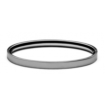 MVMT ELLIPSE BANGLE GUNMETAL