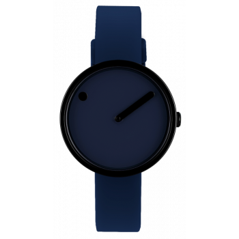 PICTO NAVY BLUE/POLISHED BLACK 43394-0512B