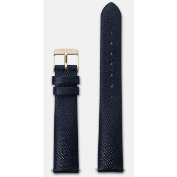 CLUSE STRAP 16 MM MIDNIGHT BLUE/GOLD CLS360